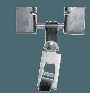 longitudinal ibeam connector