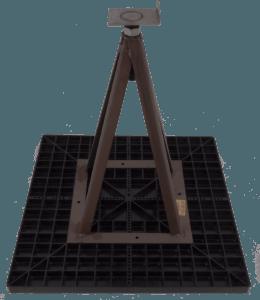 steel perimeter piers