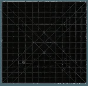 square abs pier pad