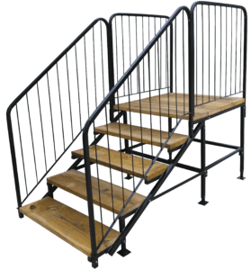 steps adjustable height