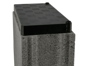 Single Stack Pier cap board