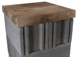 double cap board hardwood