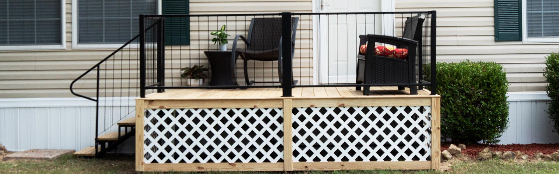 proline deck