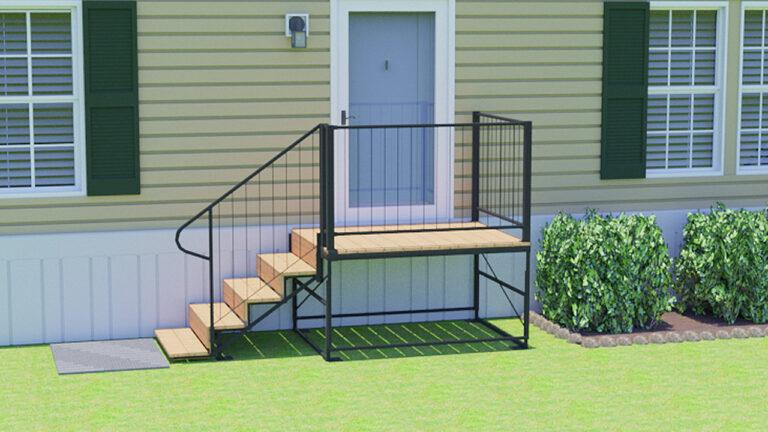 1 Mod ProLine Deck