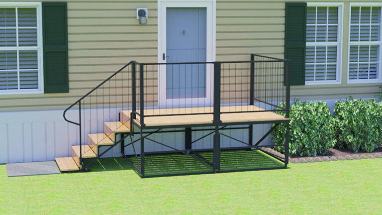 2 Mod ProLine Deck