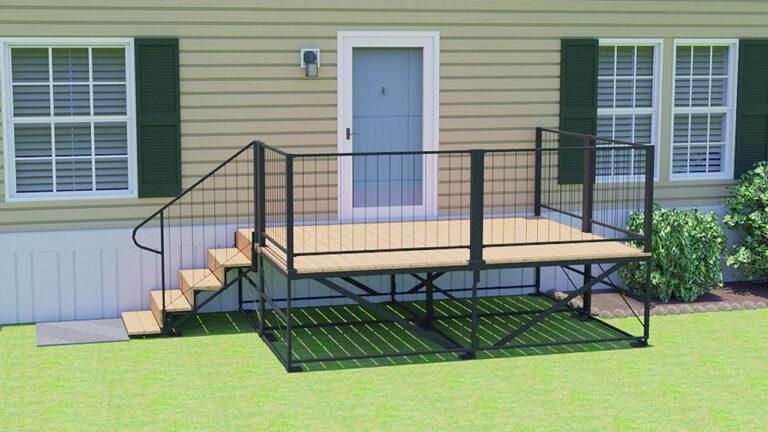 4 Mod ProLine Deck