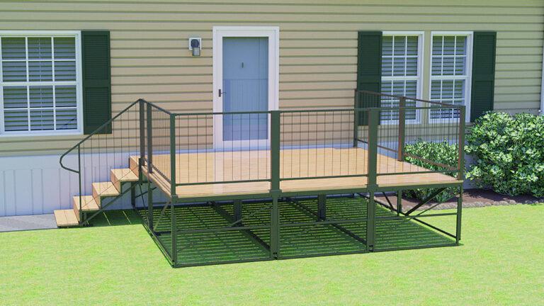 6 Mod ProLine Deck
