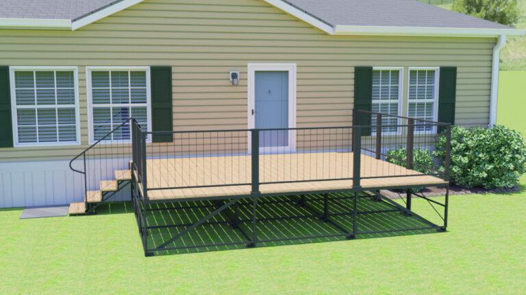 9 Mod ProLine Deck